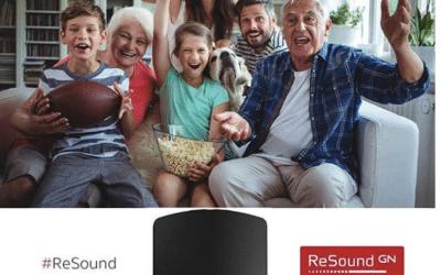 ReSound TV Streamer: el mejor accesorio para escuchar televisión del 2019
